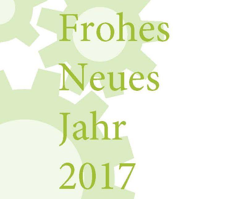 Wir wünschen ihnen ein Frohes Neues Jahr..: Bathildisheim e.V.